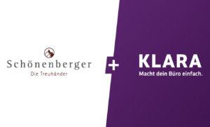 Partnerschaft Schönenberger Die Treuhänder AG und KLARA